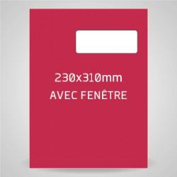 Enveloppes A4 (avec fenêtre)