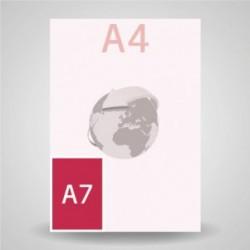 Flyer A7